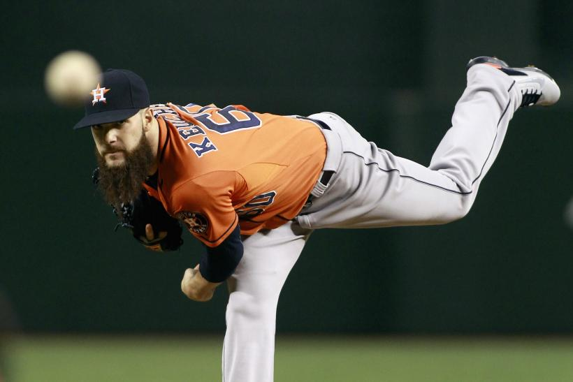 Dallas Keuchel Houston Astros