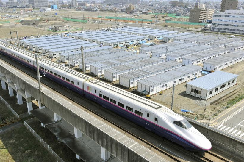 Dallas To Houston Japanese Bullet Train Closer To Becoming