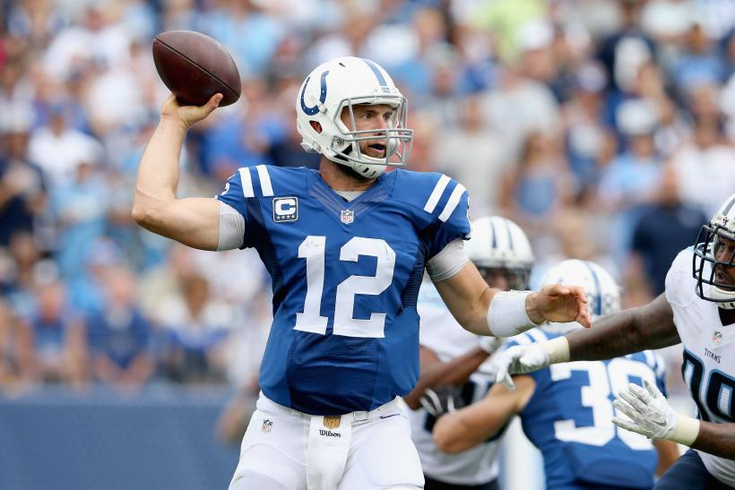 image about Colts Schedule Printable named NFL Workplace Pool 2015: Printable 7 days 5 Timetable With Betting