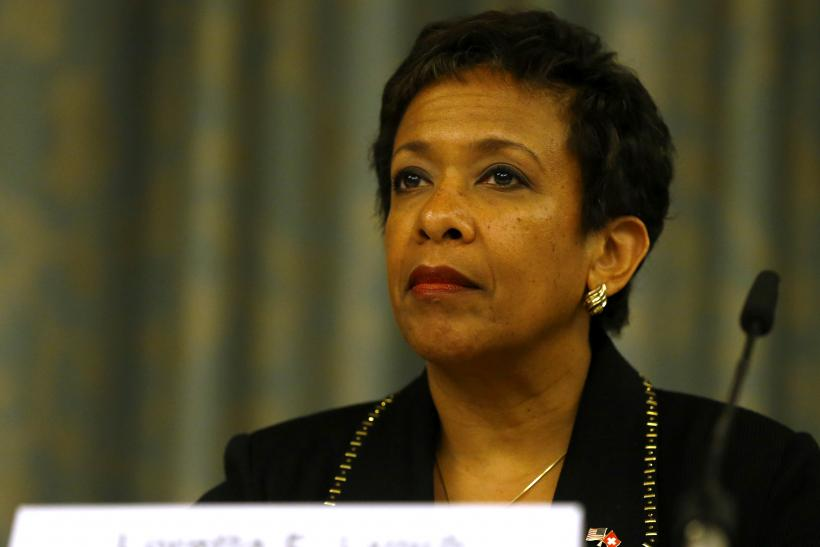 Attorney General Loretta Lynch Criticizes EU Data Rules