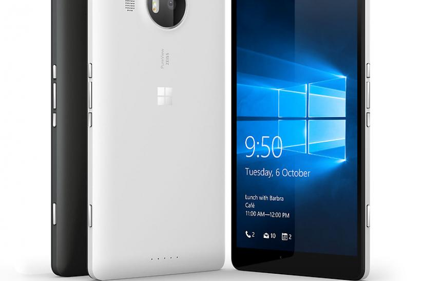 Microsoft Lumia 950 XL hero