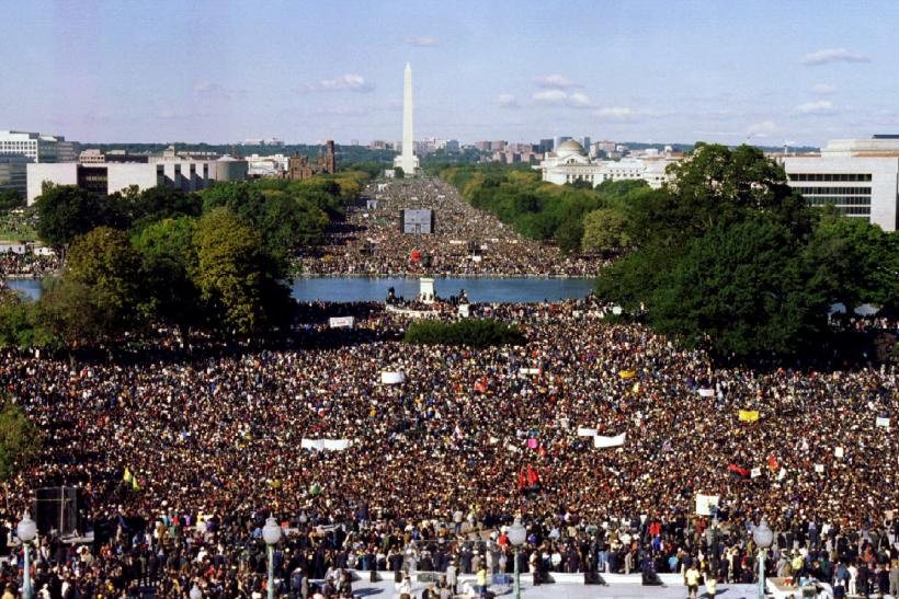 million man march black men 2015