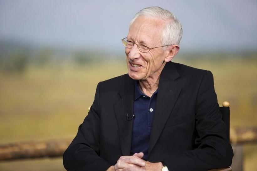 Federal Reserve Vice Chairman Stanley Fischer, Aug. 28, 2015