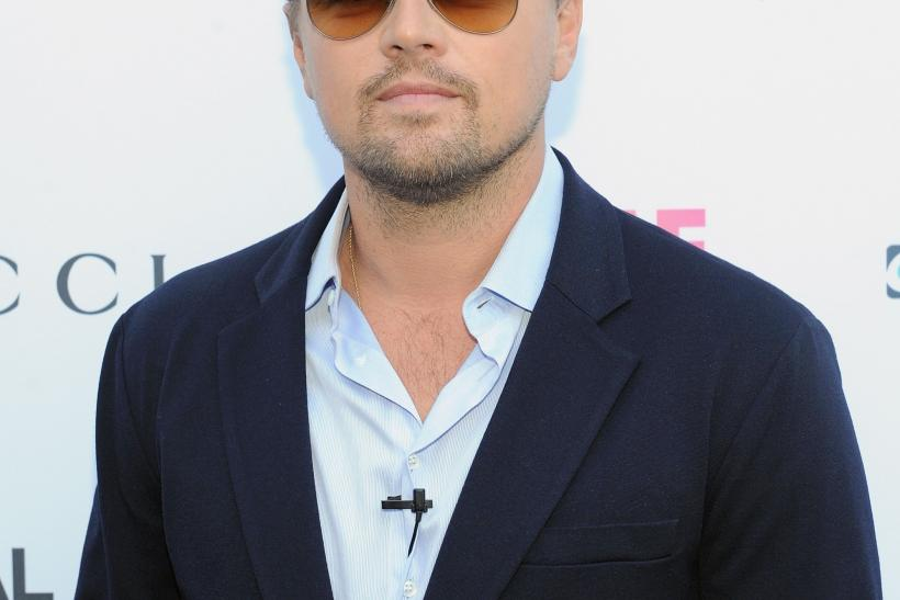 Leonardo DiCaprio engaged rumors