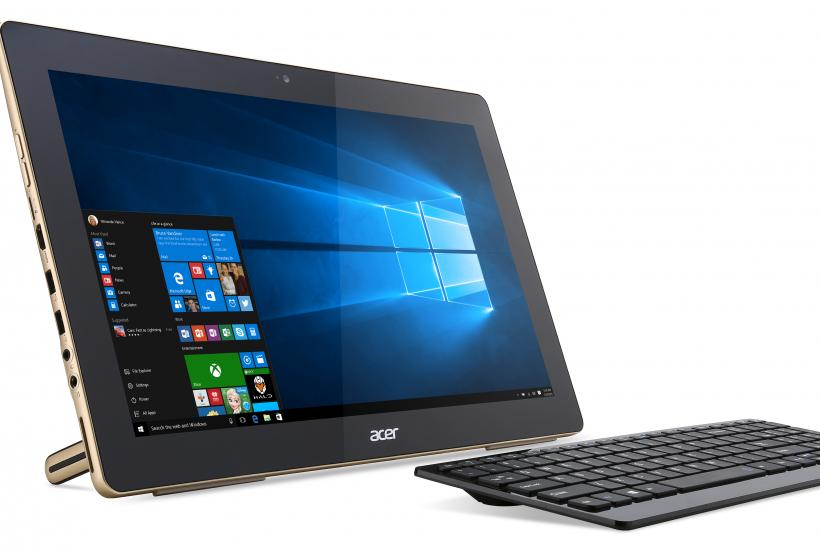 Acer unveils 17 3 inch windows 10 jumbo tablet and 14 inch for 14 inch window