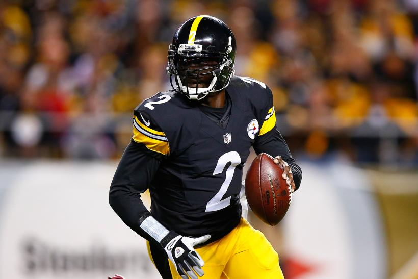 Michael Vick Pittsburgh Steelers