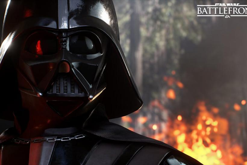 Star Wars Battlefront -- Darth Vader