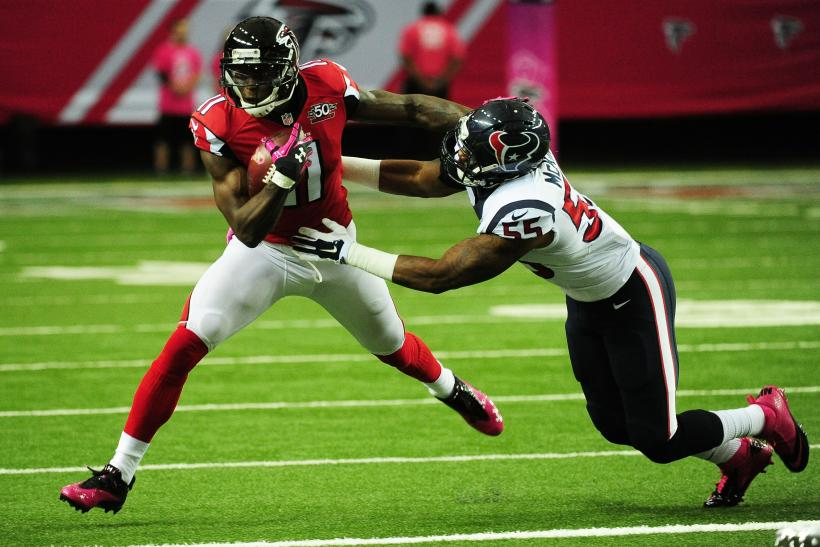 Julio Jones Falcons 2015