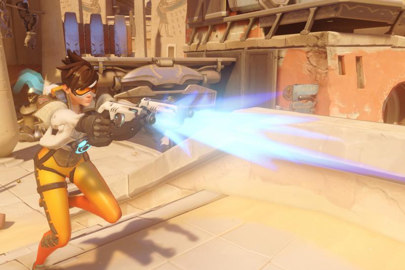 Overwatch / Tracer