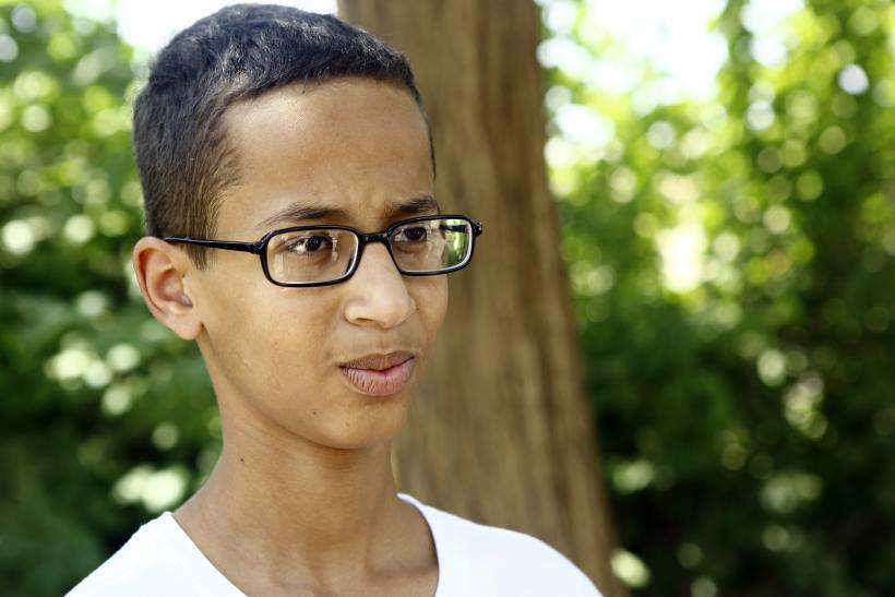 ahmed mohamed white house visit