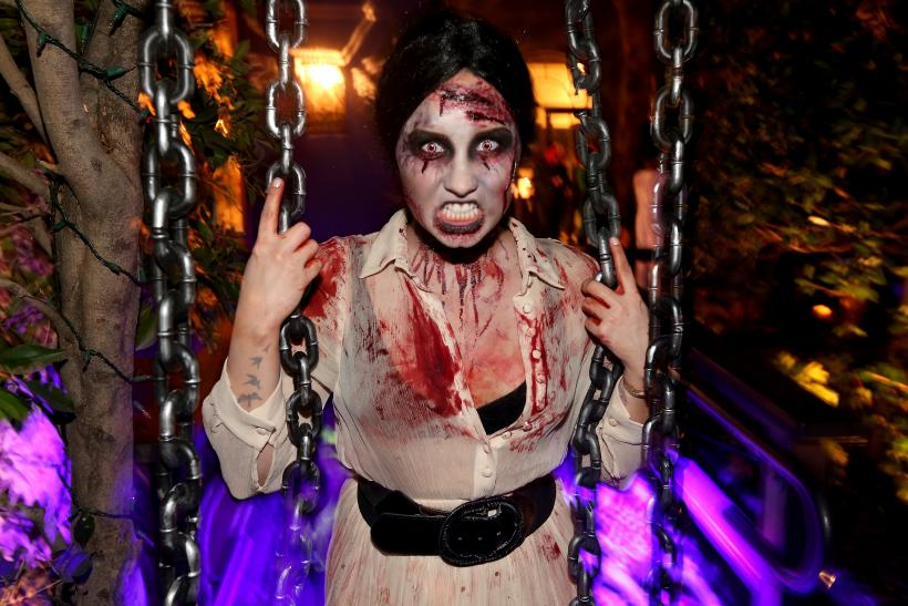 Celebrity Halloween Costume Ideas 2015: Get Inspiration From The ...
