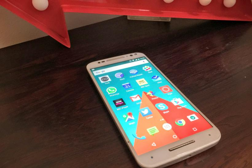 Moto X Pure Edition Review Screen