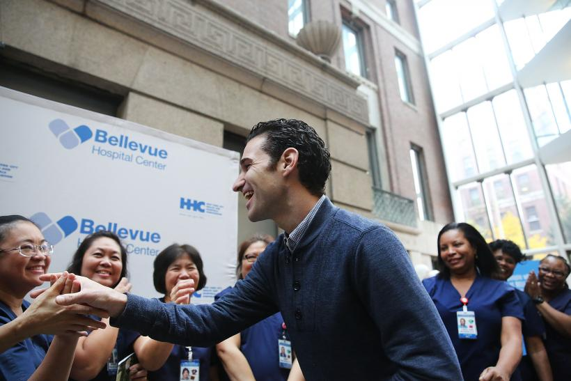Where Is Craig Spencer Now? Ebola NYC Patient Thanks Bellevue