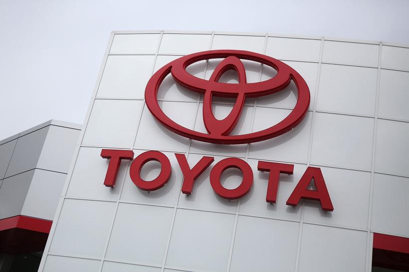 Toyota $1bn investment