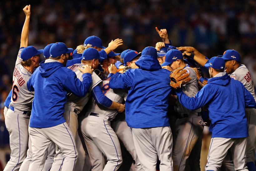 New York Mets Celebrity Fans React To Team Advancing To 2015