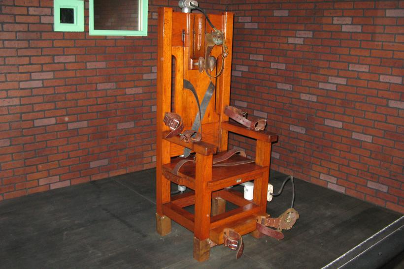 Florida Electric Chair Death Penalty? Inmate Wayne Doty Demands Alternative To Lethal Injection & Florida Electric Chair Death Penalty? Inmate Wayne Doty Demands ...