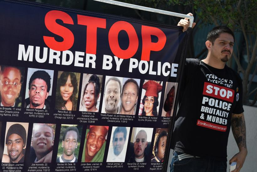 10 Police Brutality Statistics That Are Absolutely Shocking