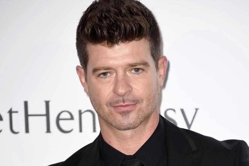 Robin Thicke deposition videos