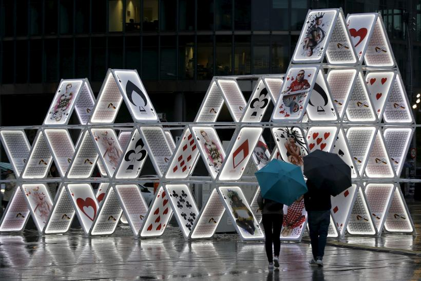 House of Cards, Berlin, Oct. 8, 2015