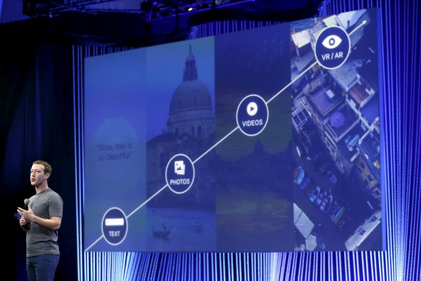 Facebook CEO Mark Zuckerberg Pitches Internet org At Townhall In New