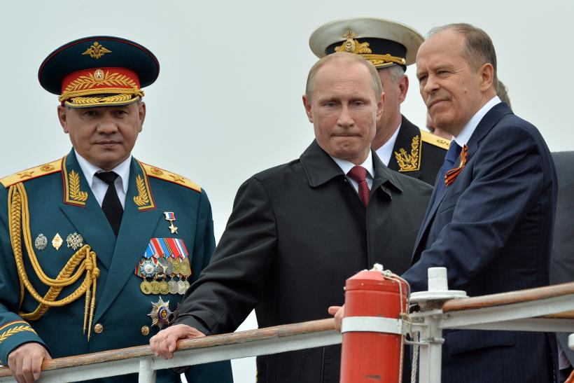 Russia ISIS threat Asia