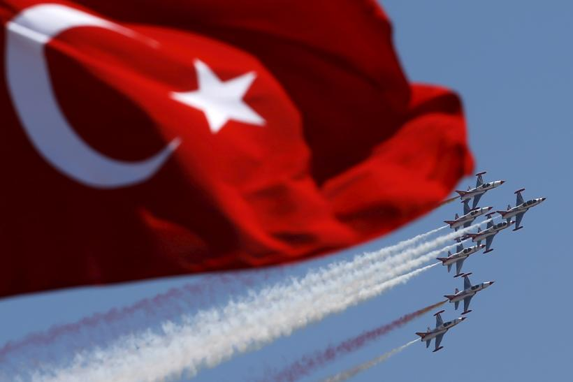 Turkish airforce