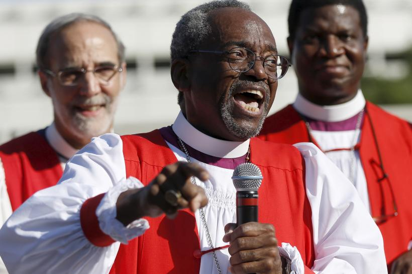 black episcopal church bishop