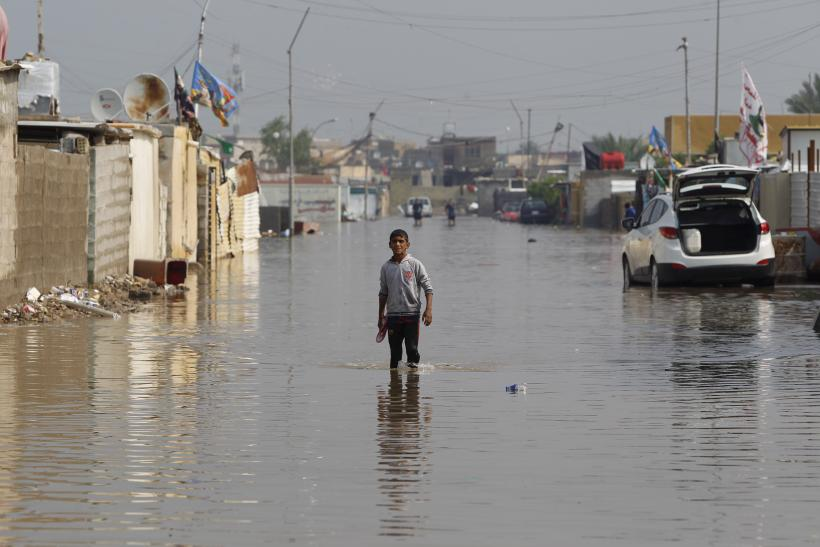 Iraq flood