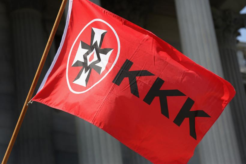 ku klux klan anonymous mayor