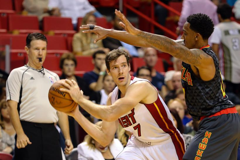 Dragic vs. Teague