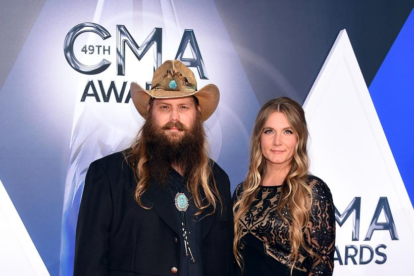Chris and Morgane Stapleton