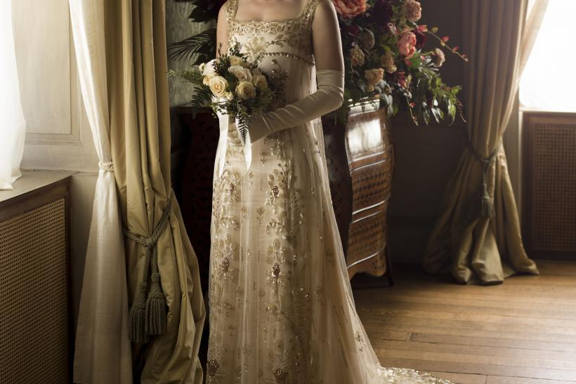 Downton Abbey Rose Returns