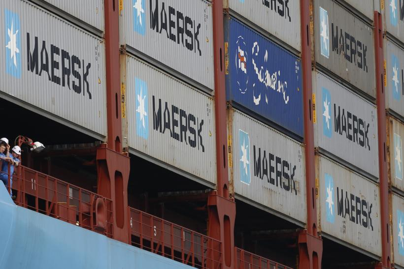 Maersk cuts jobs