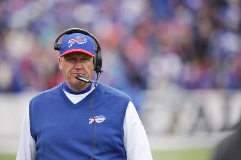 Rex Ryan Buffalo Bills