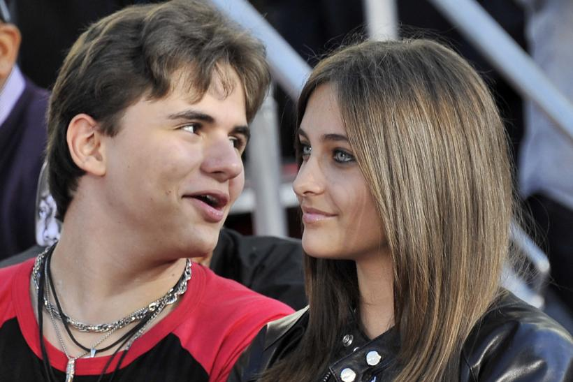 Prince Jackson Paris Jackson real father