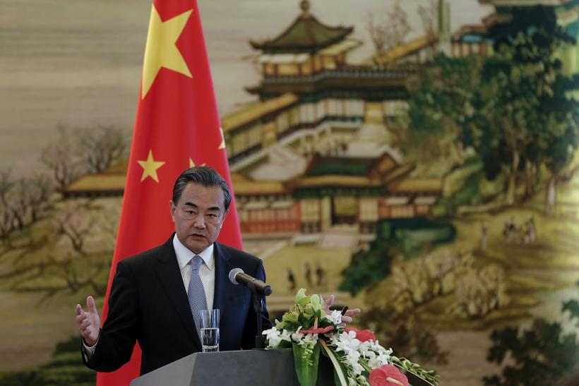 China Wang Yi Philippines visit