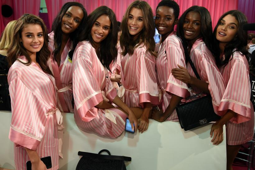d630f4b139f Victoria s Secret Fashion Show 2015  6 Things We Learned Backstage At  Runway Show  PHOTOS