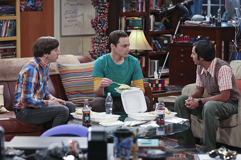 The Big Bang Theory Season 9 Spoilers Sheldon Compares His Relationship With Amy To Fruit Stripe Gum In Episode 8 Sneak Peek Video