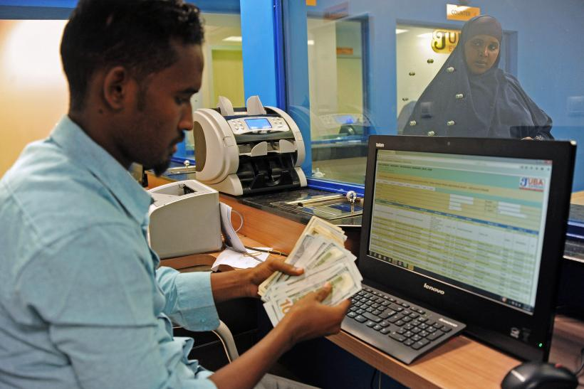 Money transfer in Somalia