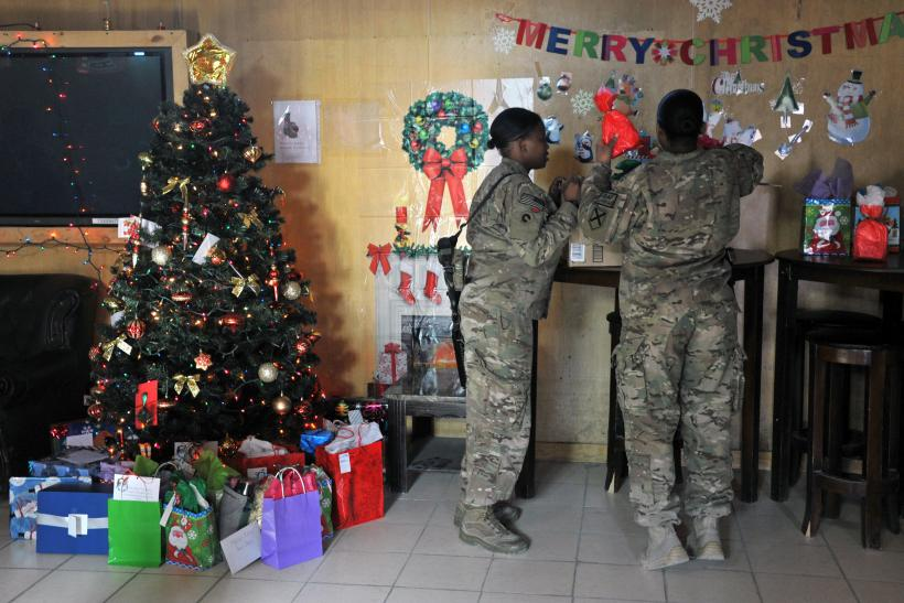 How To Send Christmas Cards To Soldiers Overseas 2015 ...