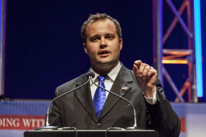 Josh Duggar leaves rehab
