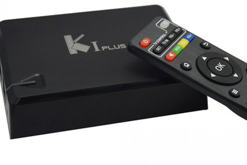ACEMAX Ki Plus TV box