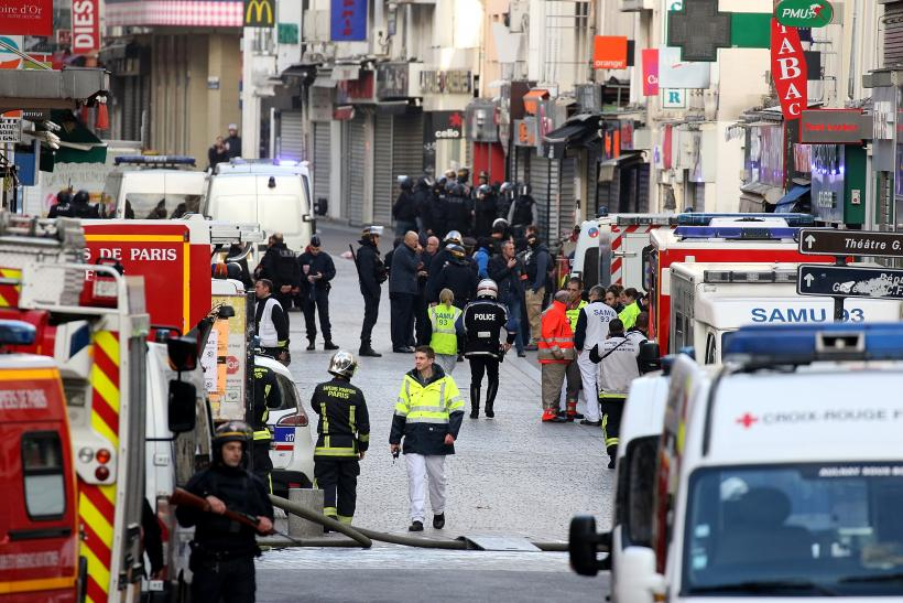 Saint Denis raid arrest latest Paris attacks