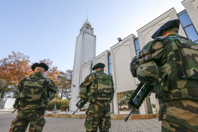 french mosques ransacked