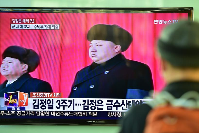 North Korea executions women South Korea