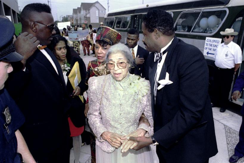 Rosa Parks Bus Boycott Arrest Anniversary Facts 60 Years Have