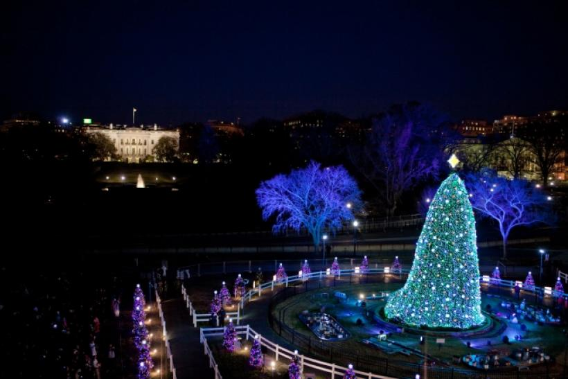 When Will The White House Be Decorated For Christmas 2015 Photos Of
