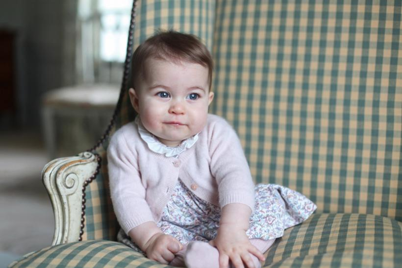 Princess Charlotte new pictures