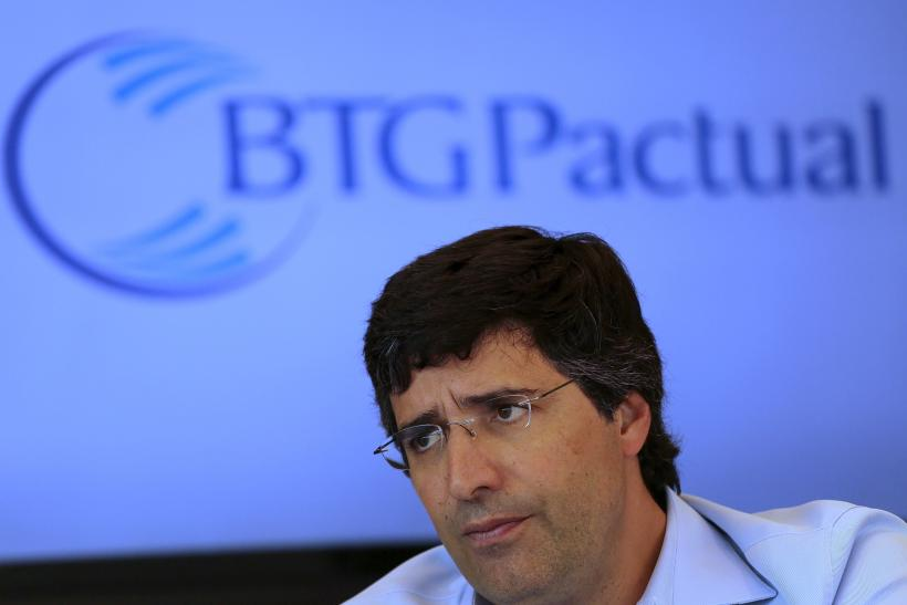 Andre Esteves arrest BTG Pactual Ptrobras