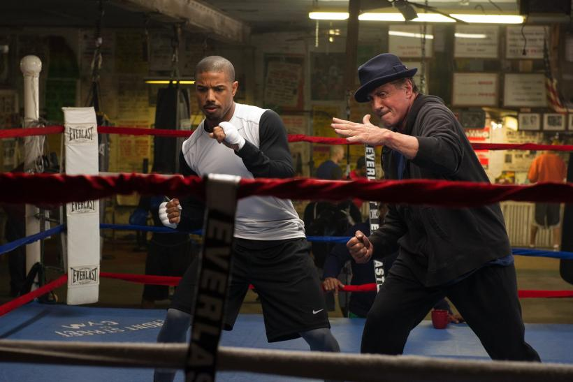 32d19c66a6e2 Could  Creed  Become The Next  Rocky  Franchise  Star Michael B ...